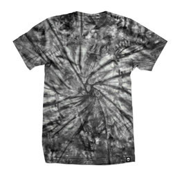 Gnarly Spiral Dye T-Shirt
