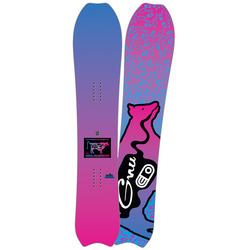 GNU x Airblaster Super Progressive Air Machine Snowboard 2018