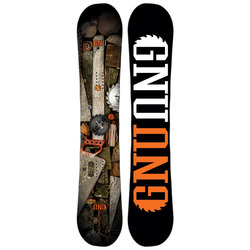 GNU Club Collection Riders Choice C2 BTX Snowboard 2016