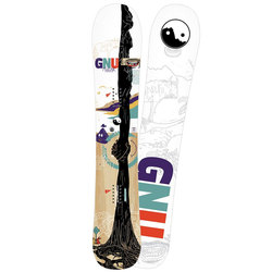 GNU Mullair Snowboard 2016