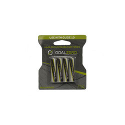 GoalZero AAA Rechargeable Batteries (4Pack)