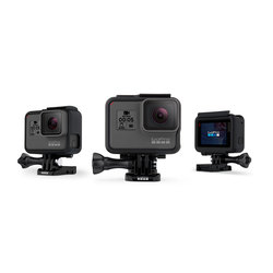 GoPro The Frame Hero 5 Black