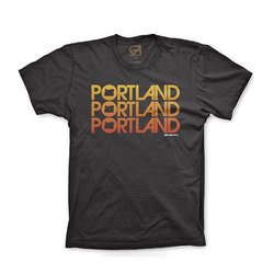 Grafletics Portland Triple Tee