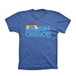 Grafletics Surf Oregon Tee