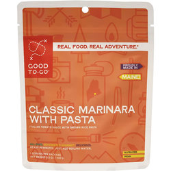 Good To-Go Classic Marinara with Penne Single Serving
