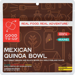 Good To Go Mexican Quinoa Bowl Single Serving