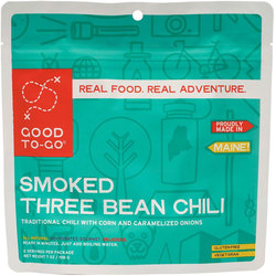 Good To-Go Smoked Three Bean Chili