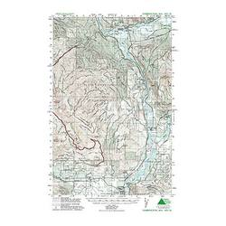 Green Trails Maps Darrington