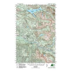 Green Trails Maps Index