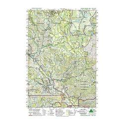 Green Trails Maps Wind River