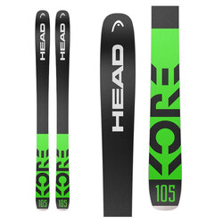 Head Kore 105 Skis