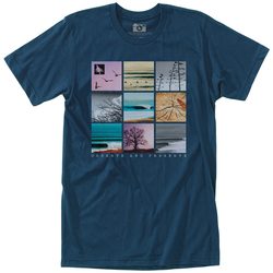 HippyTree Gridpoint Tee Shirt - Men's