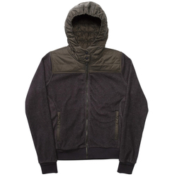 Holden Sherpa Hybrid Zip Up - Women's