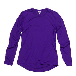 Hot Chillys Solid L/S Crew - Women's