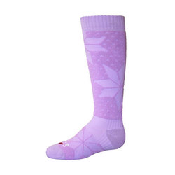 Hot Chillys Alpine Fiesta! Sock - Youth