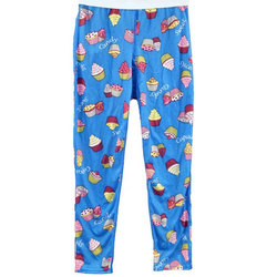 Hot Chillys Midweight Print Bottom - Kid's