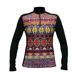 Hot Chillys Micro-Elite Chamoise Fiesta Zip-T - Women's