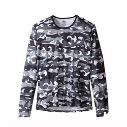 Hot Chillys Pepper Skins Print Crewneck - Youth