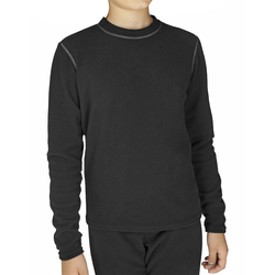 Hot Chillys Youth Pepper Fleece Crew