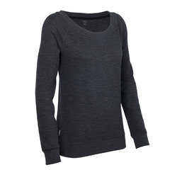 Icebreaker Crave Long Sleeve Crewe - Women's