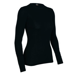 Icebreaker Everyday Long Sleeve Crewe - Women's