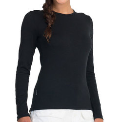 Icebreaker Tech Top Long Sleeve Crewe - Women's
