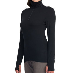 Icebreaker Tech Top Long Sleeve Half Zip - Women's