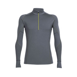 Icebreaker BodyfitZONE Winter Zone Long Sleeve Half Zip