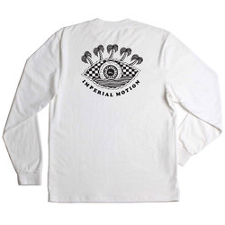 Imperial Motion Enjoy Your Trip Long Sleeve Vintage Tee Shirt - Men's