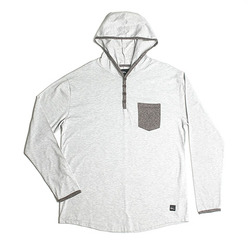 Imperial Franco Hooded Henley