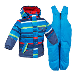 Jupa Boys Adam Jacket And Bibs