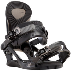 K2 Cassette Snowboard Bindings - Womens