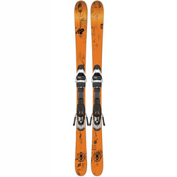 K2 Juvy With Fastrak2 7 Bindings - Boy's 2017