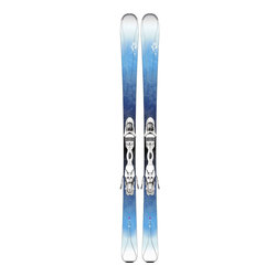 K2 Luv 75 Skis w/ ER3 10 Bindings - Women's 2016