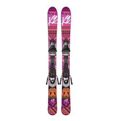 K2 Luv Bug Skis w/ Fastrak2 Bindings - Kid's