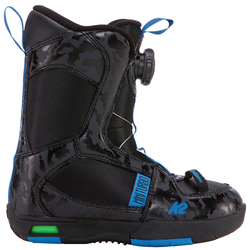 K2 Mini Turbo Snowboard Boots- Kid's 2018