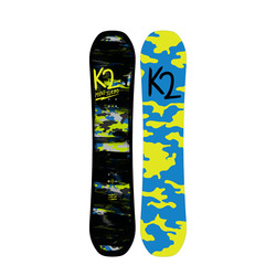 K2 Mini Turbo Snowboard - Kids' 2018