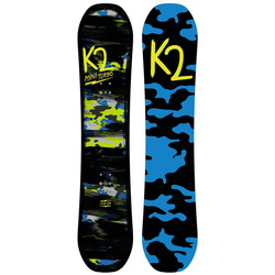 K2 Mini Turbo Snowboard - Kids' 2019