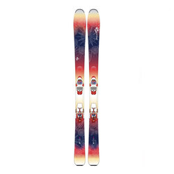 K2 OooLaLUV 85Ti Ski + Eric 11 Bindings - Womens