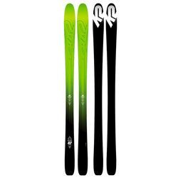 K2 Skis Alpine Mid Fat Skis