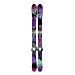 K2 Remedy 75 JR Skis + Fastrak 2 4.5 Bindings - Kid's 2017