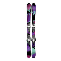 K2 Remedy 75 Jr Ski w/ Fastrak2 Bindings - Kids'