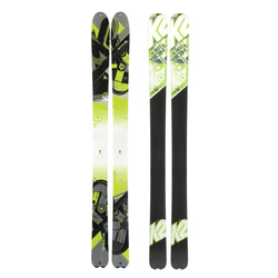 K2 Side Stash Ski 2012