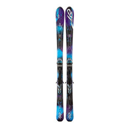 K2 Superglide Skis w/ ERS 11.0 TC Bindings - Women's