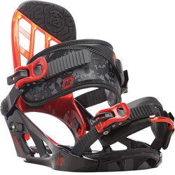 K2 Vandal Snowboard Bindings - Kids'