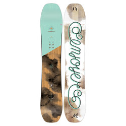 K2 Wildheart Enjoyer Snowboard - Women's 2016