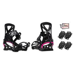 Karakoram Connect Snowboard Binding - Women's 2018