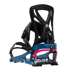 Karakoram Prime SL Splitboard Bindings - Women's 2017