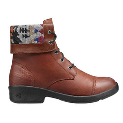 Keen Tyretread Lace Boot - Womens