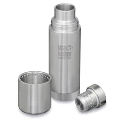 Klean Kanteen TKPro Brushed Stainless Insulated Bottle